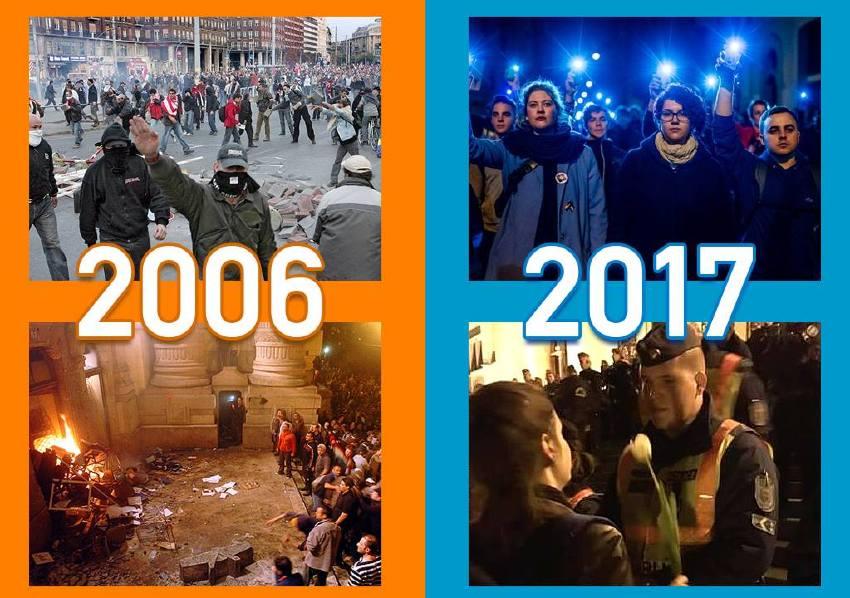 Új generáció, új értékrend, új magatartás! (Illusztráció: Hey World, sorry about our Prime Minister)